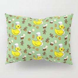 Baker Ducky Pillow Sham