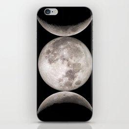 Triple Moon iPhone Skin