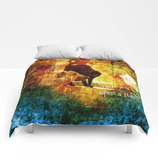 Wishes Duo Comforters