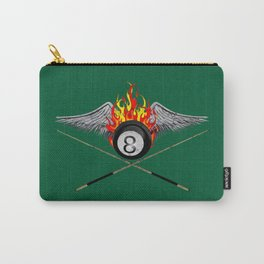 Pool Player Carry-All Pouch