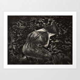 maria (1) Art Print