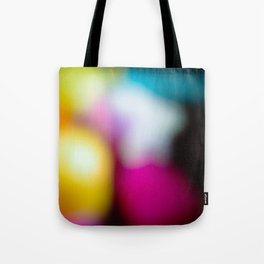 Bunter Traum Tote Bag