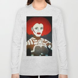 Grace Jones as Katrina Long Sleeve T-shirt