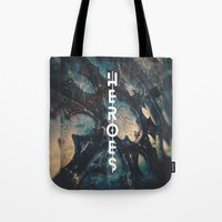 heroes Tote Bags featuring Heroes by bica Studio