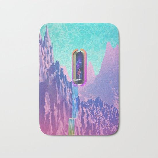 Cosmic Drain Bath Mat