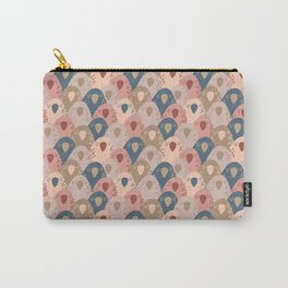 Ovopornis - beige Carry-All Pouch