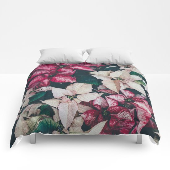 Botanical Beauty Comforters