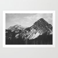 Mountain I Art Print