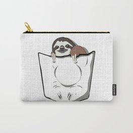 Sloth Pocket Carry-All Pouch