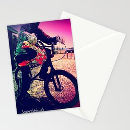 Unknown Racer Stationery Cards