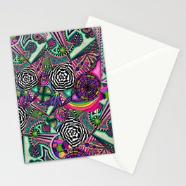 Explosion 2 Stationery Cards