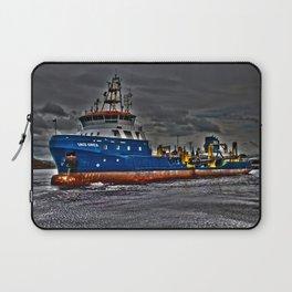 Sea Dredger  Laptop Sleeve