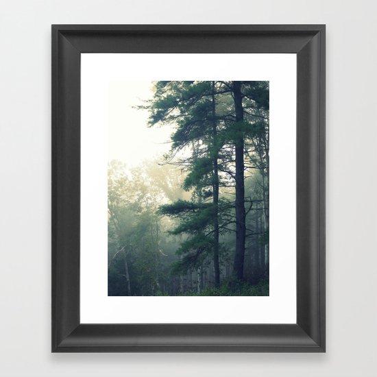 My Escape Framed Art Print