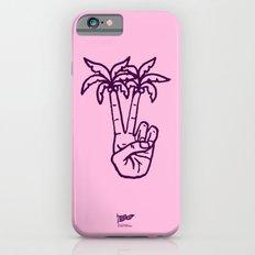 Peace Palms iPhone 6s Slim Case