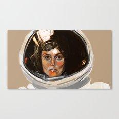 E. Ripley Canvas Print