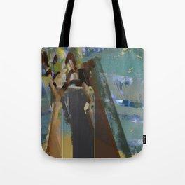 landscape collage #14 Tote Bag