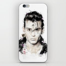Cry Baby Baby iPhone Skin