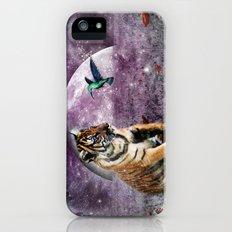 Tiger and Hummingbird iPhone (5, 5s) Slim Case