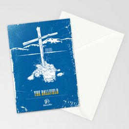 The Ballfield - Home At Last Stationery Cards