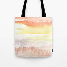 Heron's Head Tote Bag