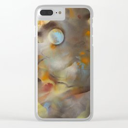 Case 038 Clear iPhone Case