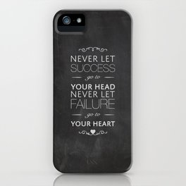 Stay Grounded iPhone Case