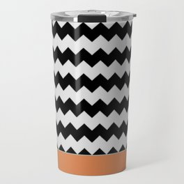0003 Chevron Travel Mug