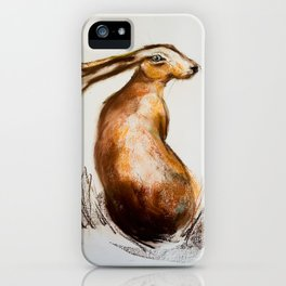 The Hare iPhone Case