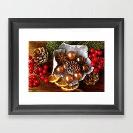 Nostalgic Christmas   Framed Art Print