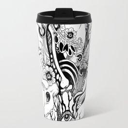 Blinking Travel Mug