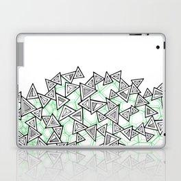 Triangles and Tessellation Laptop & iPad Skin