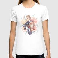 hetalia T-shirts featuring NedBel - Flowers by jali-jali