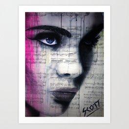 RECKLESS Art Print