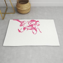 Follow the Herd - Pink #700 Rug