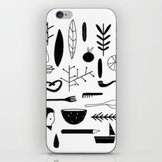 doddle iPhone & iPod Skin