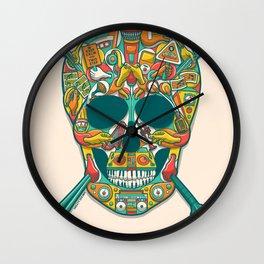 Music Isn't Dead Wall Clock