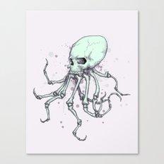 Skellingpus Canvas Print