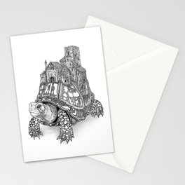 Tortoise King Stationery Cards