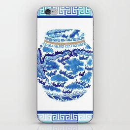 Chinoiserie Ginger Jar No. 2 iPhone Skin