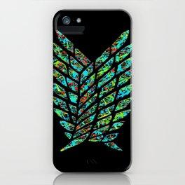 Freedom Grunge iPhone Case