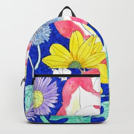 London Flora Backpack