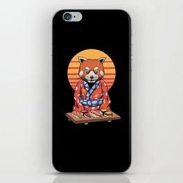 Rad Panda iPhone Skin