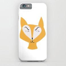 Mr Fox Slim Case iPhone 6s
