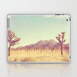 Joshua Tree photograph, desert print, No. 189 Laptop & iPad Skin