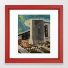 Archetyped Framed Art Print