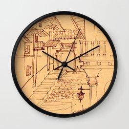 Hidden Mexico 2 Wall Clock