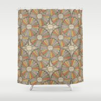 math Shower Curtains featuring Math Genius by Antique Images