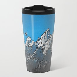 Grand Teton Travel Mug
