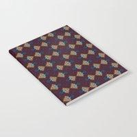 Royal Blue 3 Notebook