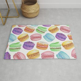 Mad for Macarons Rug